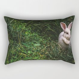 Without a Trace #society6 #popular #prints Rectangular Pillow