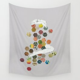 Honey Wall Tapestry