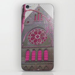 If god would be a DJ... iPhone Skin