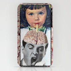 Reptilian Snack Slim Case iPhone (3g, 3gs)
