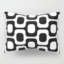Ipanema Black and White Pillow Sham
