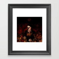 MEMENTO MORI IV Framed Art Print