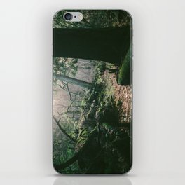 ORCAS ISLAND FOREST iPhone Skin