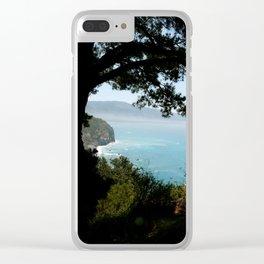 Secret Vista Clear iPhone Case