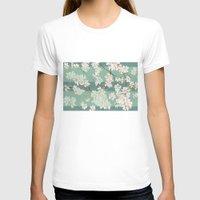 sakura T-shirts featuring Sakura by Maria Durgarian