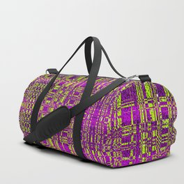 X Claim Nation:Static! Duffle Bag