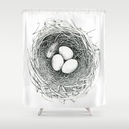 Nest 2 Shower Curtain