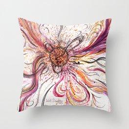 Origin III Throw Pillow