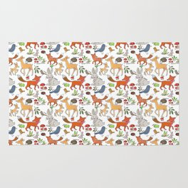 Forest Friends Rug