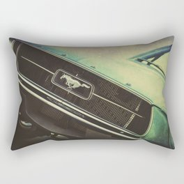 Galaxy Mustang Rectangular Pillow