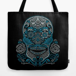 Magic Sugar Skull Tote Bag