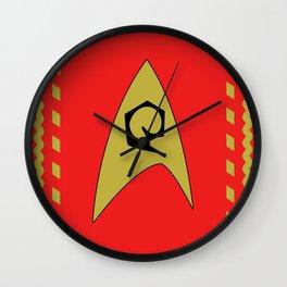 Star Trek - Scotty Wall Clock