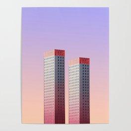 Rotterdam #society6 #decor #buyart Poster