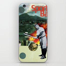 Sportsball iPhone Skin