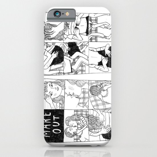 Make Out iPhone & iPod Case