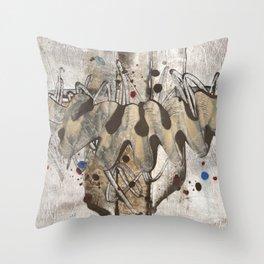 Charisma 2 Throw Pillow