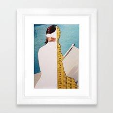 20 cm Framed Art Print