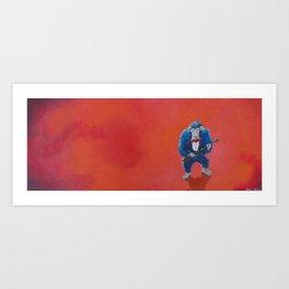 Unaccounted For Art Print