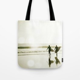 The Pull of the Tide Tote Bag