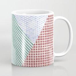 Chalk Patterns Coffee Mug