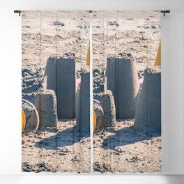 Sand Castle Blackout Curtain