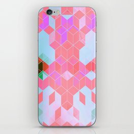 Pink Groove iPhone Skin