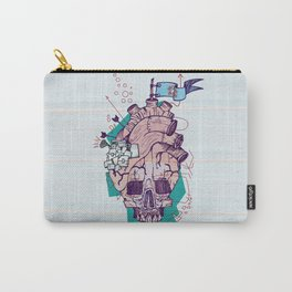 Skullheart Carry-All Pouch