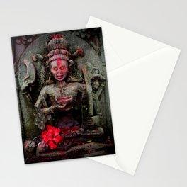 Hindu Kali 14 Stationery Cards