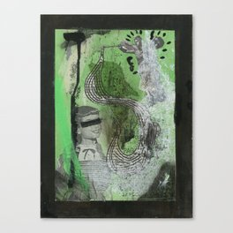 """Rot"" Canvas Print"