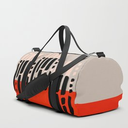 Modern minimal 01 Duffle Bag