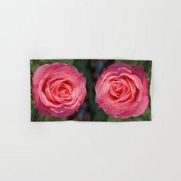 'Cherish' Rose Hand & Bath Towel