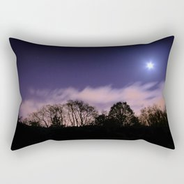Bourgoyen at night Rectangular Pillow