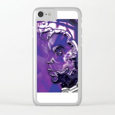 Prince Art Clear iPhone Case