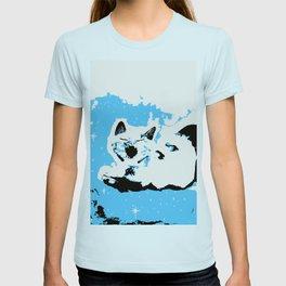 Mono Cat T-shirt