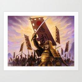 Legionnaire's Appointment Art Print