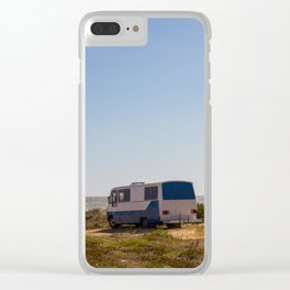 Motor Home Clear iPhone Case