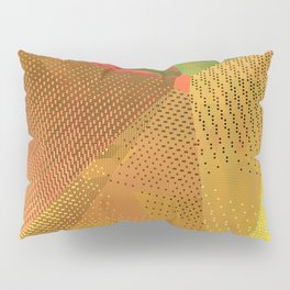 Textures One Version Two Pillow Sham