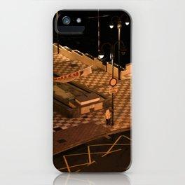 Playa de San Marcos iPhone Case