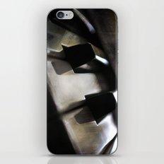 off key. iPhone & iPod Skin