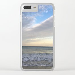 In the in between Clear iPhone Case