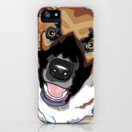 Trina Dog iPhone Case