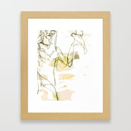 Geist Framed Art Print