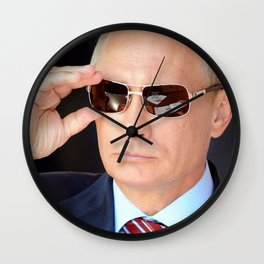 mr.Putin Wall Clock
