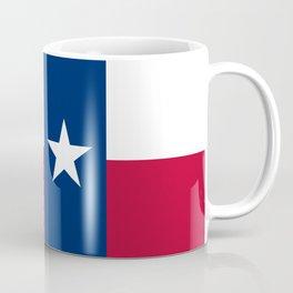 Texas State Flag, Authentic Version Coffee Mug