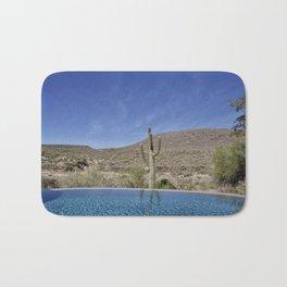 Water- Pool View Bath Mat