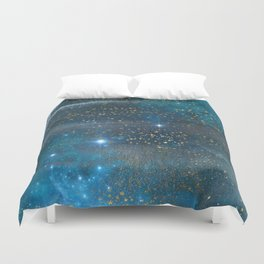 Exploring the Universe 8 Duvet Cover