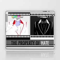 TPoH: black or white? Laptop & iPad Skin