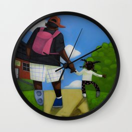 parkwood daycare Wall Clock