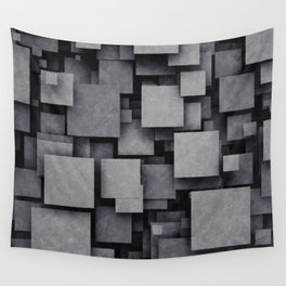 3D Pattern Wall Tapestry