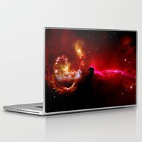 universe Laptop & iPad Skins featuring Universe by Fine2art